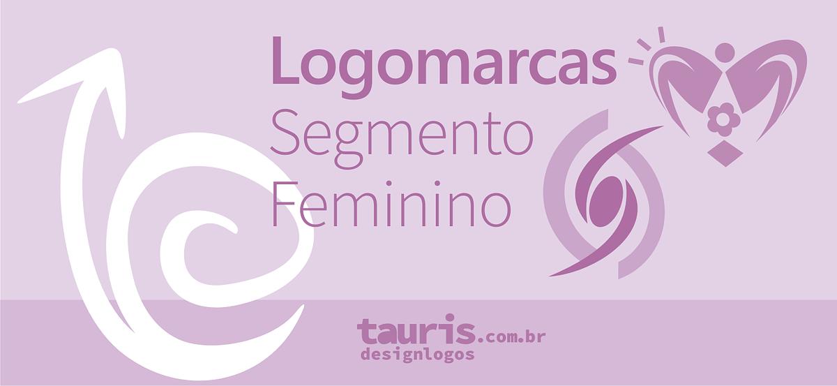 Logomarcas Segmento Feminino