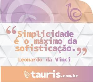 """""""Simplicidade é o máximo da sofisticação"""" Leonardo da Vinci - design de logotipos simplificação"""