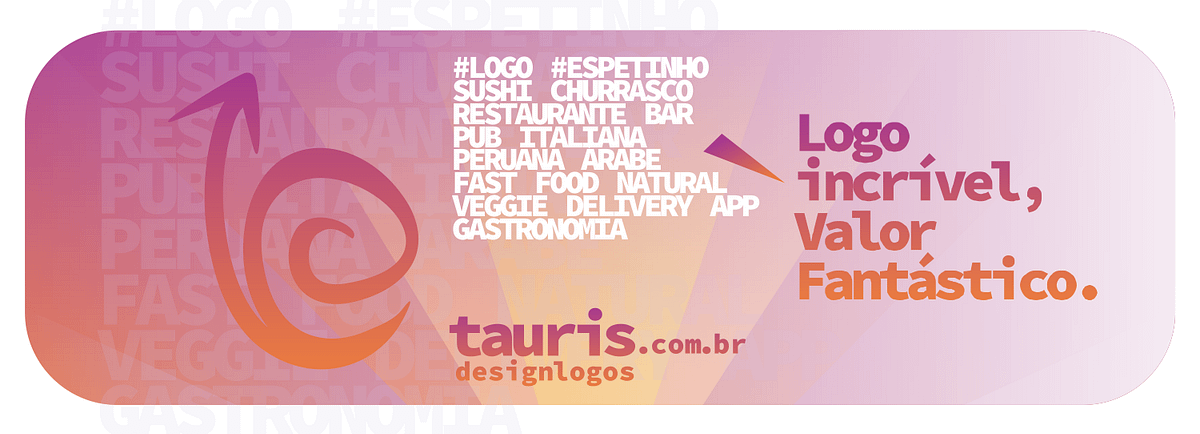 Logos Gastronomia Ifood Rappi App