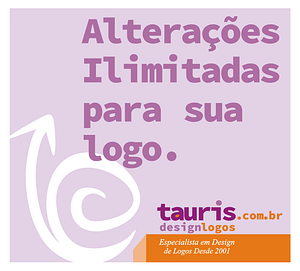 alterações ilimitadas para sua logo tauris design de logos logotipos profissionais